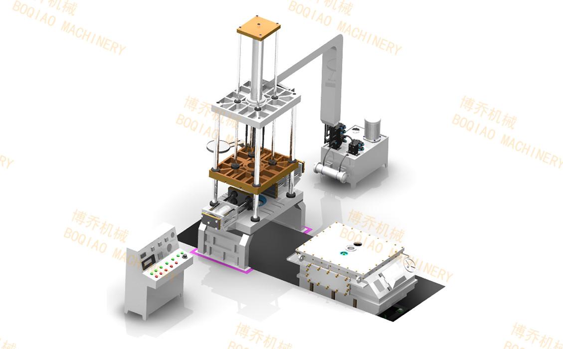 关于重力浇铸机的专业知识的简单介绍