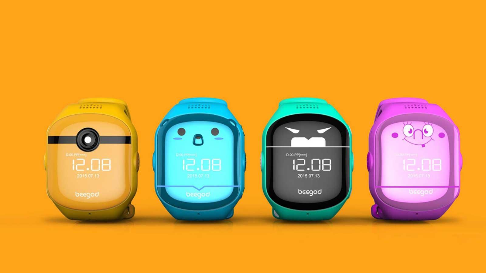 儿童智能手表设计在功能上需满足基本的防护需求