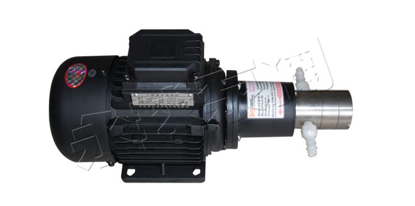 关于磁力泵的五项维护保养的说明