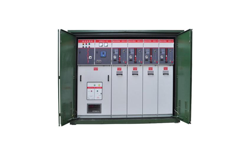关于分支箱与电缆连接头机器设备的应用
