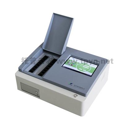 农药残留快速检测仪的应用,它可提升食品质量安全