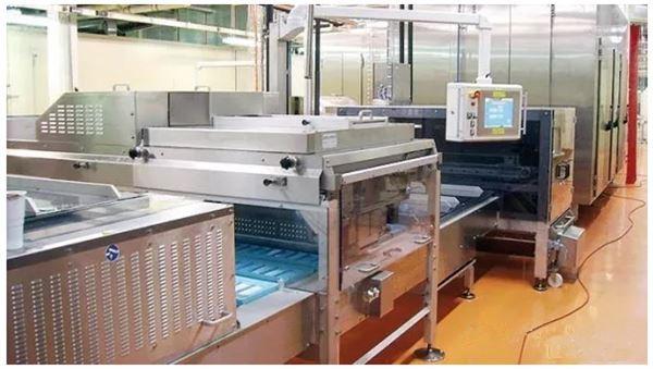 关于RFID技术在巧克力生产线上的应用