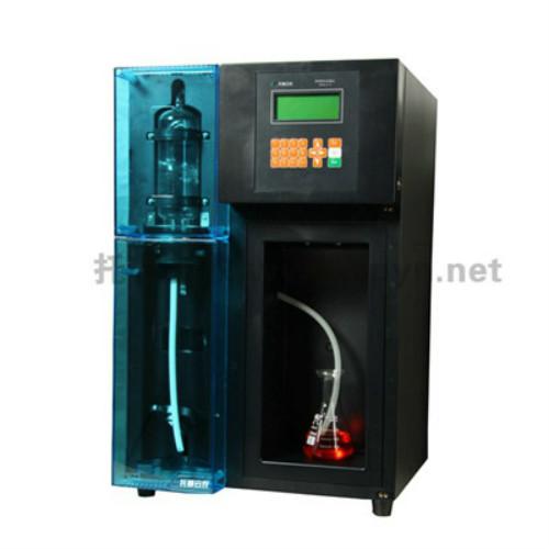 自动凯氏定氮仪的操作方法及其使用效果的介绍