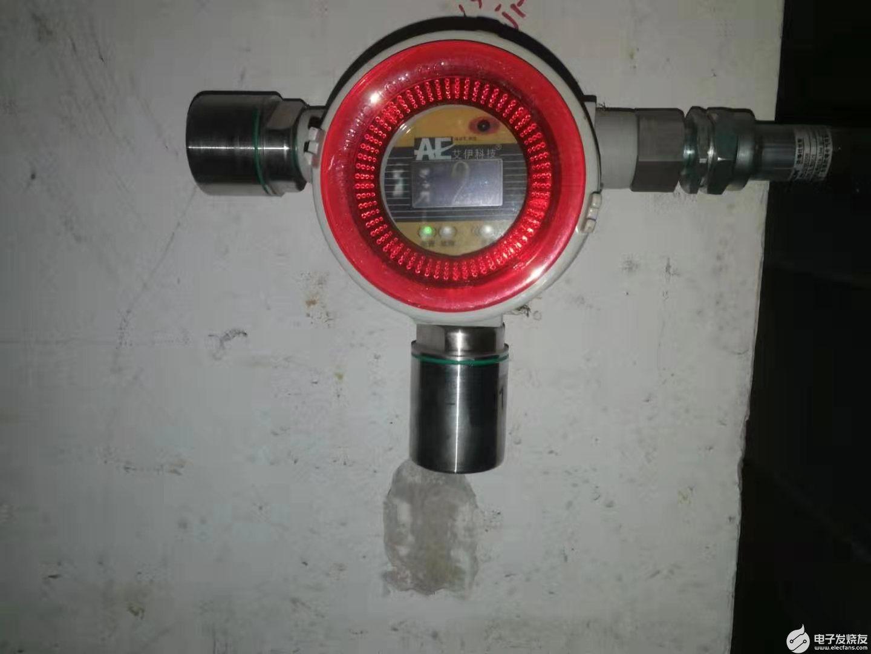 关于固定式可燃气体检测仪的接线方法
