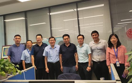 山东半导体商会搭建与中国优秀集成电路企业合作平台