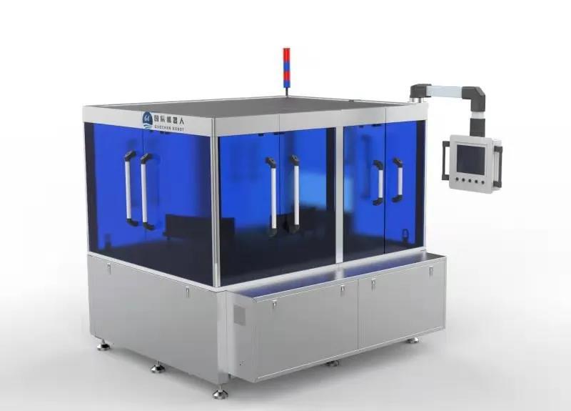 机器视觉在生物制药领域中的作用是什么