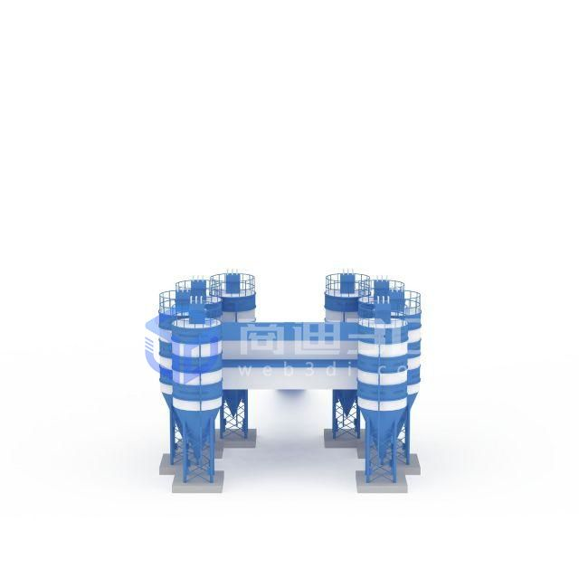 工业物联网3D可视化技术与数字孪生技术的结合