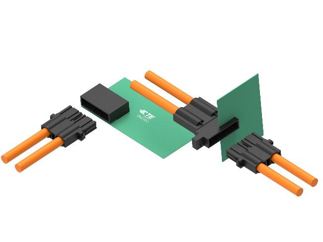 TE Connectivity推出全新Dynamic D8000系列電源連接器