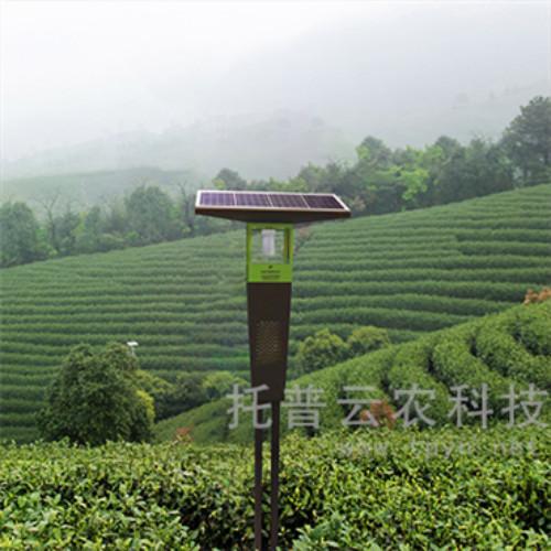 农用杀虫灯的操作原理以及使用效果的介绍