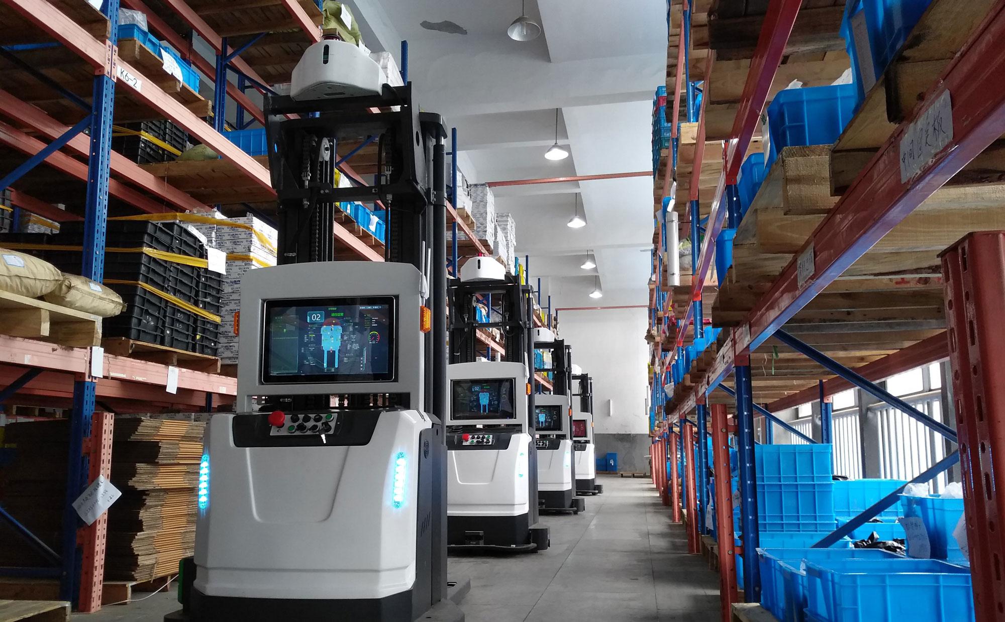 RFID技术在改进制造业库房管理中的应用