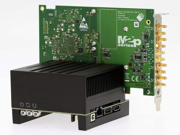 Spectrum仪器现已为NVIDIA Jetson嵌入式计算板提供驱动支持