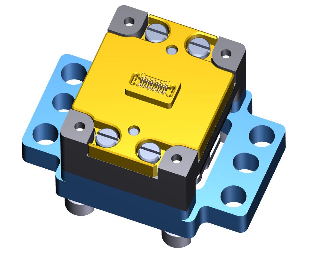 弹片微针模组可提高FPC柔性电路板的测试效率