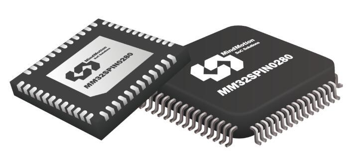 淺談靈動微MM32SPIN0280系列MCU產品
