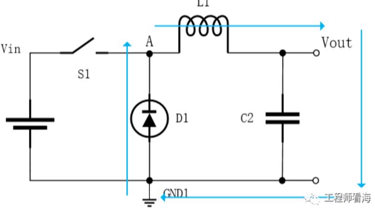 BUCK电路工作原理分析详细阐述