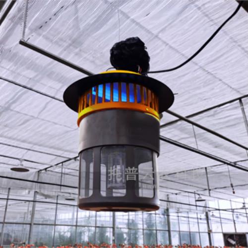 大棚殺蟲燈提高了農村蔬菜種植戶的經濟收入