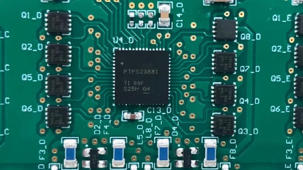 PoE你真的了解吗?TPS23881 4型 4线对 8通道 PoE PSE控制器解析