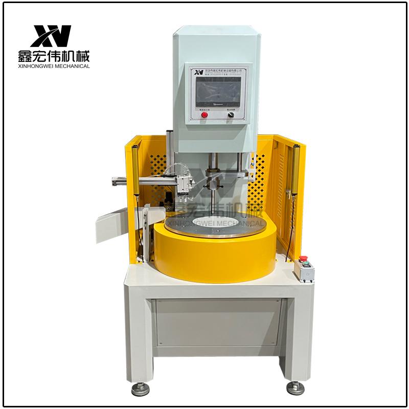 转盘液压机设计特点的详细介绍