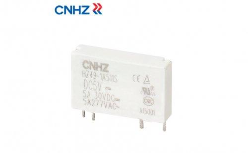 PCB繼電器作為控制電子器件,它的作用都有哪些