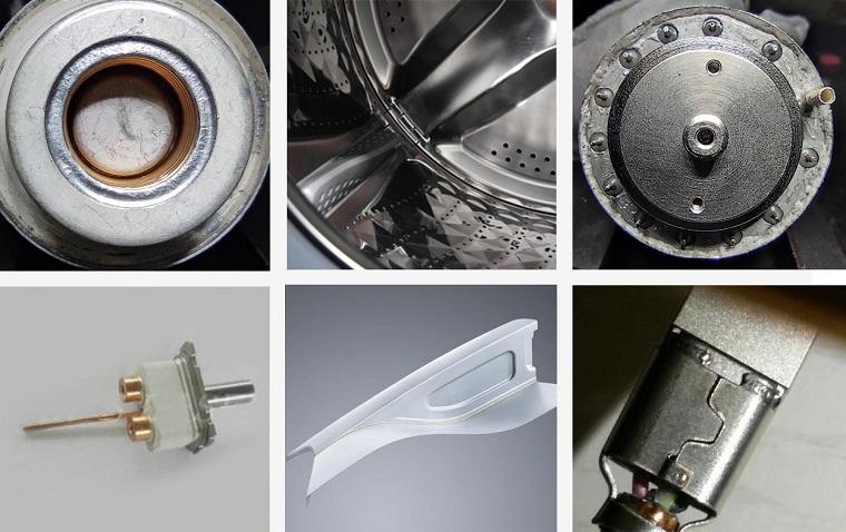 家电金属部件激光自动焊接的应用方案