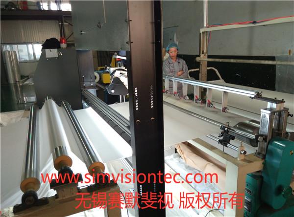无纺布表面瑕疵检测仪可助力工厂生产出高质量产品