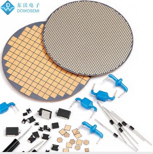 TVS二极管是一种保护敏感元器件免受ESD浪涌脉冲的器件