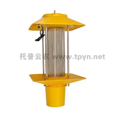 太陽能殺蟲燈的應用領域以及使用效果的介紹