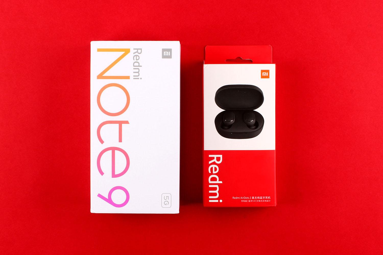 红米note95g手机怎样?红米note9 5g值得入手吗?开箱评测千元小刚炮