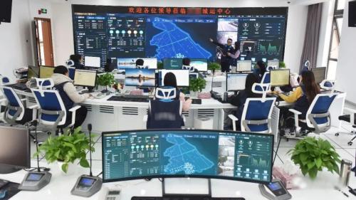 保伦电子itc分布式平台、LED大屏让城市更加智能化