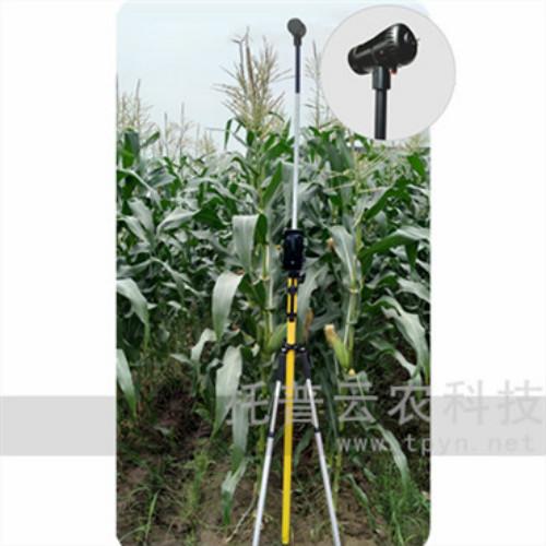 玉米株高测量仪的检测方式以及应用效果的介绍