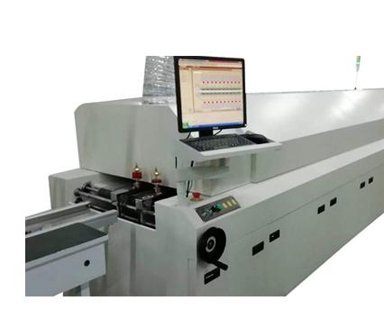 回流焊波峰焊SMT是一项综合的系统工程技术