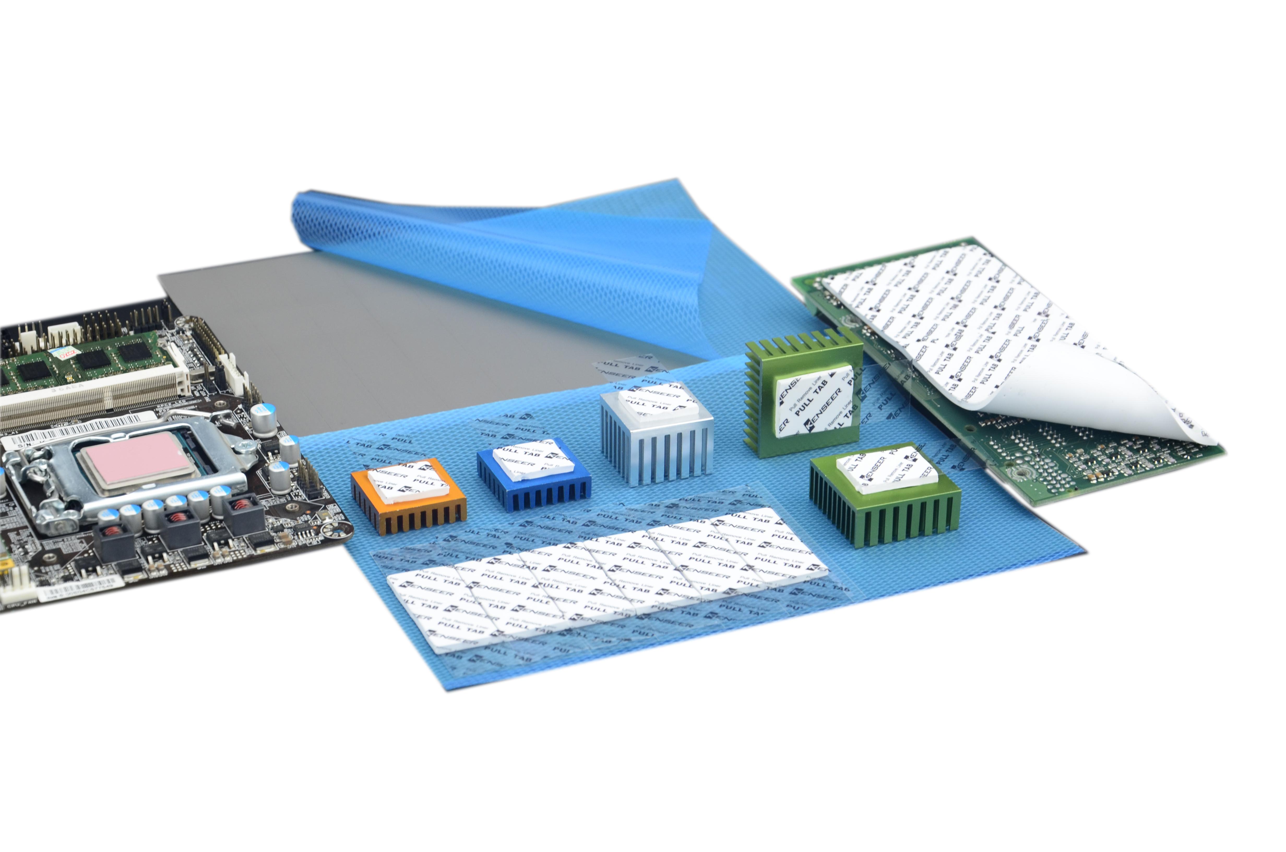 汽车电子控制单元对导热硅胶片的要求有哪些