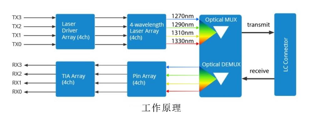 40G光模塊是什么?