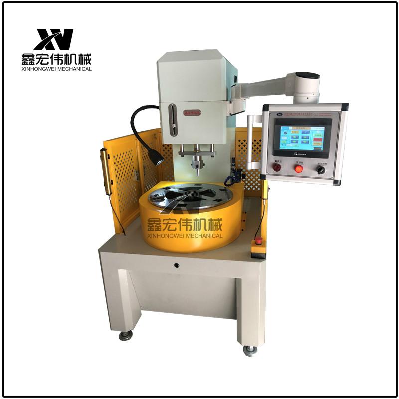 转盘式液压机有哪些特点