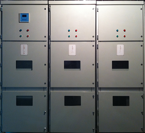 没有中性点接地电阻柜对中性点三相不平衡的影响