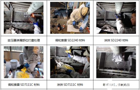 变压器蝶阀漏油原因及处理方法