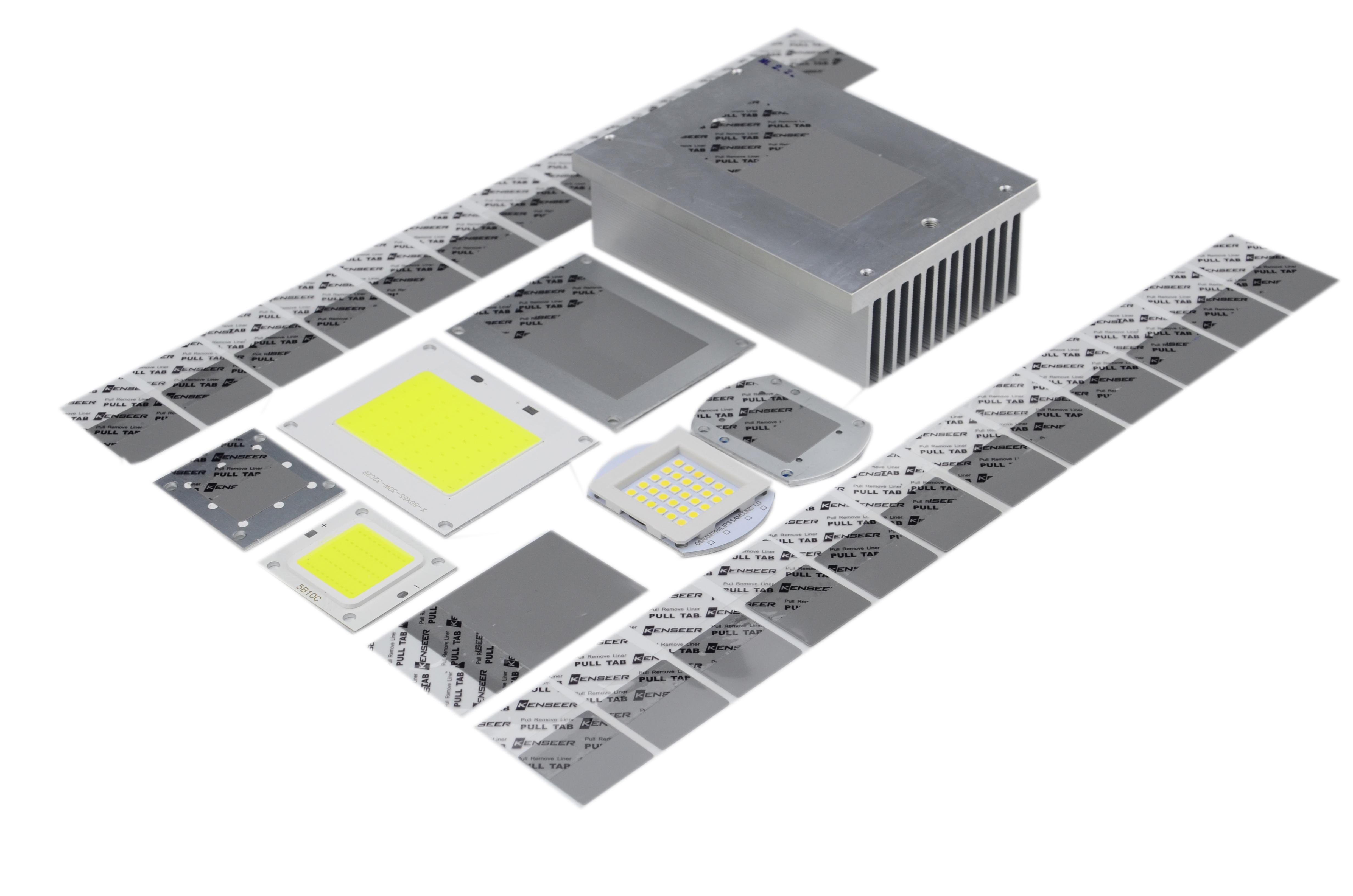 导热相变化材料的特性
