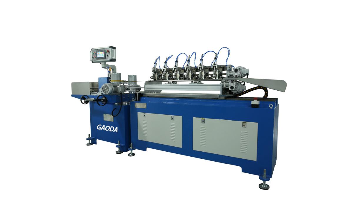 纸吸管机械的工作流程是什么