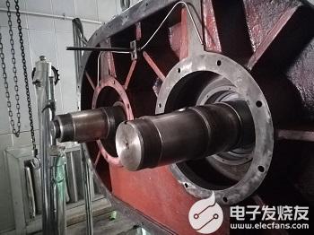 羅茨風機轉子軸軸徑磨損如何修復