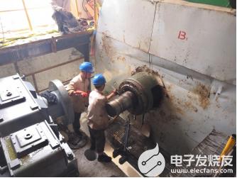 黄化机轴承位磨损的修复方法