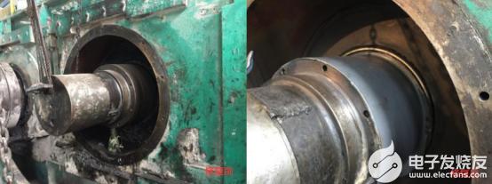 辊压机轴颈磨损的修复方法
