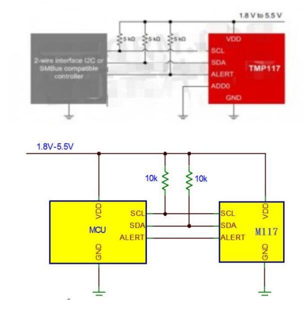 接触式高精度温度传感芯片M117在可穿戴产品中的应用