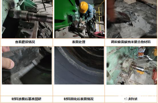 風機軸承室磨損原因及修復方法