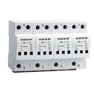 电源浪涌保护器是一种过电压抑止用电气设备控制模块