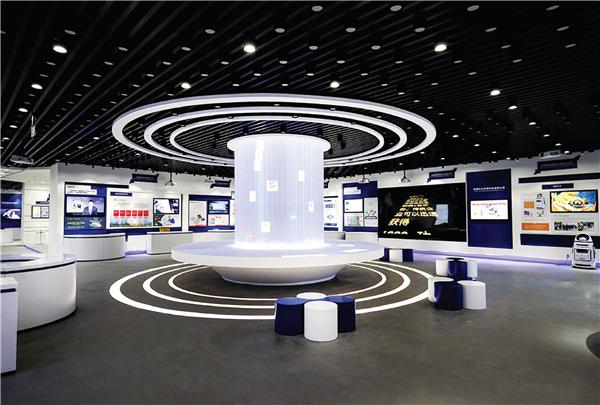 数字互动展厅+3D互动沉浸式展厅的案例