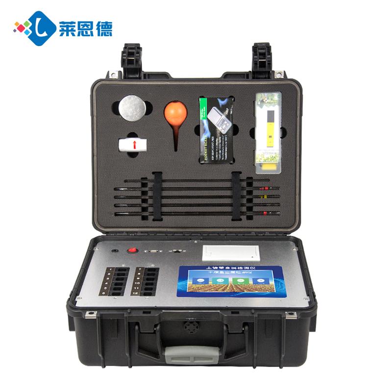 土壤重金属含量测定仪的作用和使用步骤