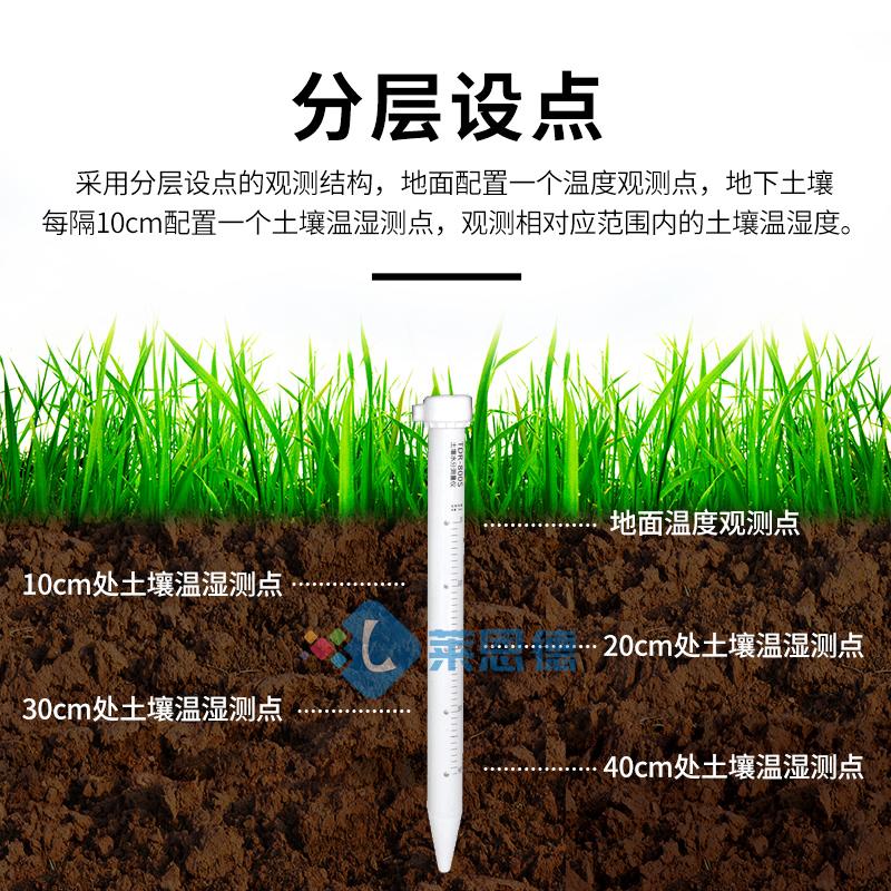 农业土壤墒情监测系统解决方案的介绍