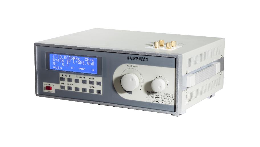 关于高频绝缘材料介电常数介质损耗测试系统的介绍