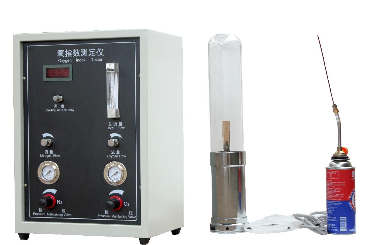 數顯氧指數測定儀的技術參數及符合標準