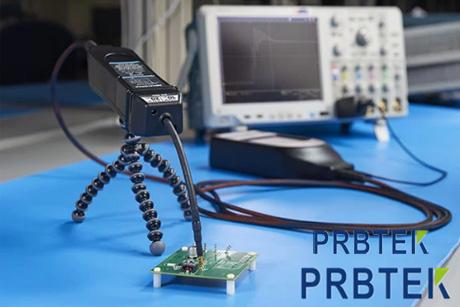 高频电流探头的测量方法