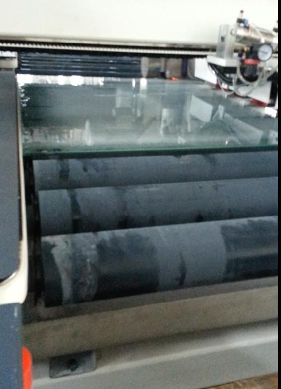 高效多产品可切换玻璃四边磨设备电气系统方案